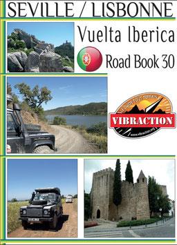 Road Book 30 Séville Lisbonne
