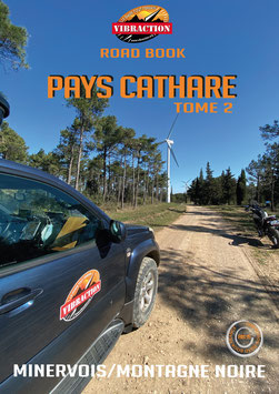 Road book 35 Le pays Cathare tome 2