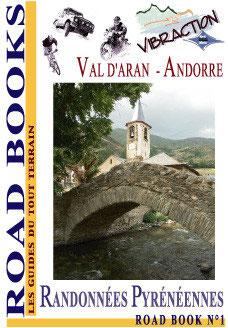 Road Book 1 Val d'Aran - Andorre