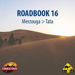 Cartographie Numérique Merzouga - Tata