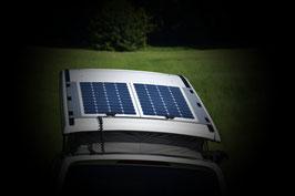 Solaranlage komplett - montiert durch CaliSolar