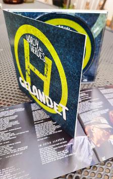 """CD Album HARDY UND HEROES - """"GELANDET"""""""
