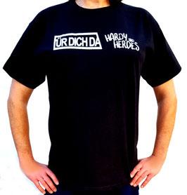 """Shirt """"Für dich da"""" / """"Im Osten geboren!"""" (auch in 2XL & 3XL!)"""