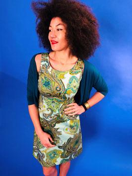 "Kleid Yve hier im Muster ""Pailey Green"""