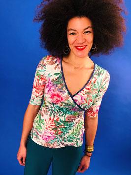 "Shirt Gloria hier im Muster ""Bali"""
