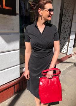 "Kleid Kayen hier im Muster ""Stripe black white"""