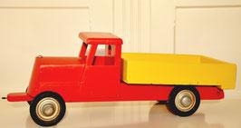 Original Wisa Gloria Lastwagen mit Kippfunktion, 1950er Jare