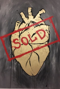 Heart - SOLD