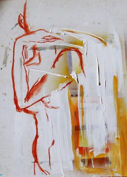 Figur in der Abstraktion