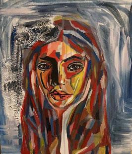 Iranian Girl - SOLD