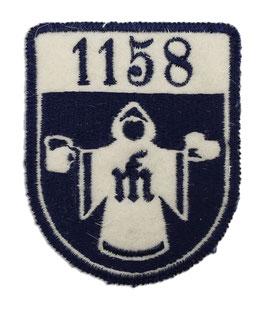 1158 Patch (Filz und Stick)