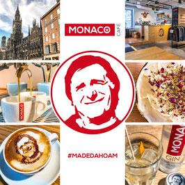 10 x MONACO Café Gutschein