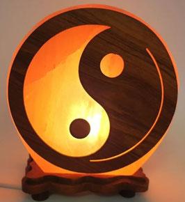 Lampe de Sel Himalaya Ying-Yang 5KG