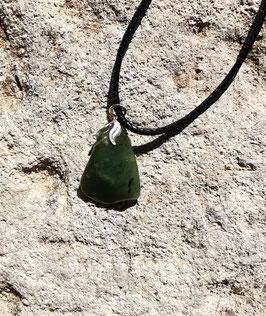 Collier en pierre naturelle: Jade