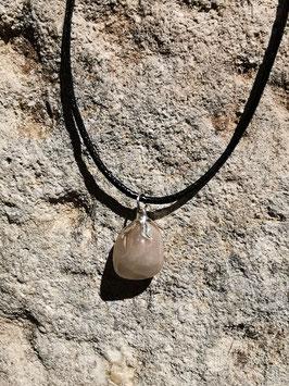 Collier en pierre naturelle: pierre de Lune