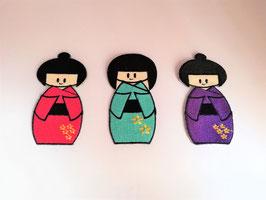 Parches Colección Japón