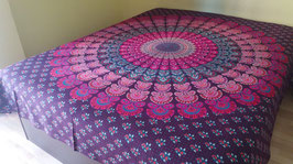 Tela de India mandalas