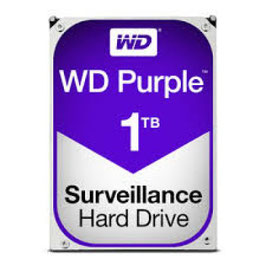 Disco Duro Interno Western Digital WD10PURZ Purple 3.5'', 1TB, SATA III, 6 Gbit/s, 5400RPM, 64MB Cache