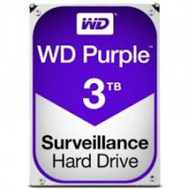 "Disco Duro WESTERN DIGITAL WD30PURZ, 3 TB, Serial ATA III, 5400 RPM, 3.5"", PC"