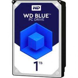 Disco Duro Interno Western Digital WD10EZEX Blue 3.5 Pulgadas, 1TB, SATA III, 6 Gbit/s, 7200RPM, 64MB Cache