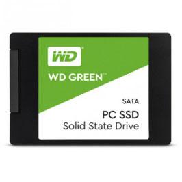 Disco Estado Solido WESTERN DIGITAL WDS480G2G0A , 480 GB, Serial ATA III, 545 MB/s, 6 Gbit/s