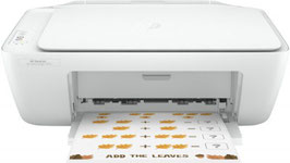 Impresora multifuncional HP Deskjet Ink Advantage 2374, 4800 x 1200 DPI, 7.5 ppm, 60 hojas, 1000 páginas por mes