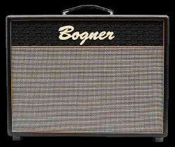 Bogner 1x12 CPS closed back dual ported shiva size
