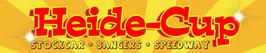 "Heide-Cup Aufkleber ""Banner"""