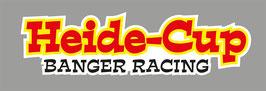 """Heide-Cup Aufkleber """"Banger Racing"""""""