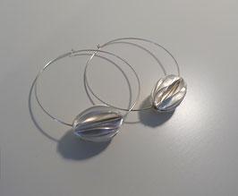 Kreolen in Silber 925