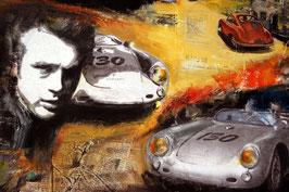 James Dean's Porsche Story
