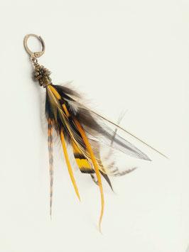 Feder Ohrring #0022