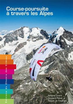 X-Alps Course poursuite à travers les Alpes