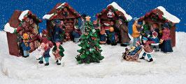 Miniatur Weihnachtsmarkt