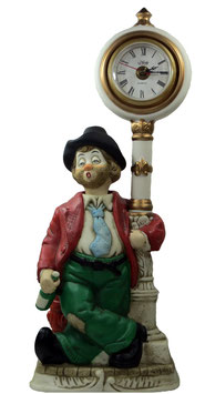 Clockpost Willie