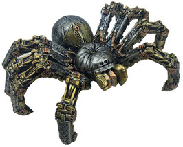 Steampunk-Spinne