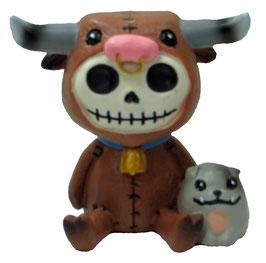 Furry Bones-Bull