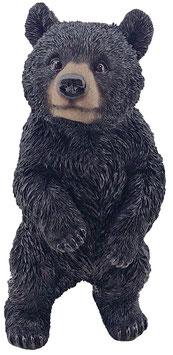 Bär stehend schwarz