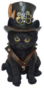 Steampunk-Katze