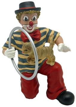 Gilde Clown - Haustiger