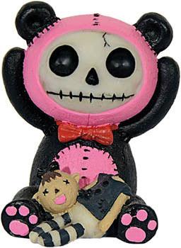 Furry Bones-Pink Pandie