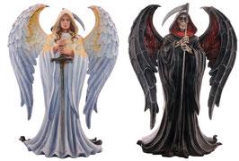 Engel - Doppelgesicht