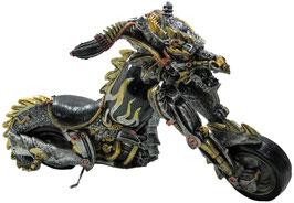 Steampunk-Motorrad