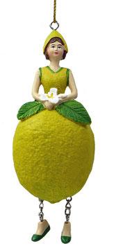 Zitronenmädchen Hänger