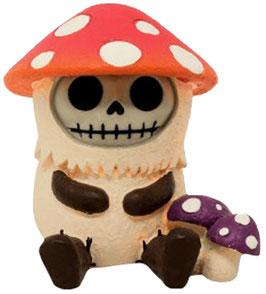 Furry Bones - Mushroom
