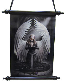 Roll-Bild Anne Stokes-Prayer for the Fallen