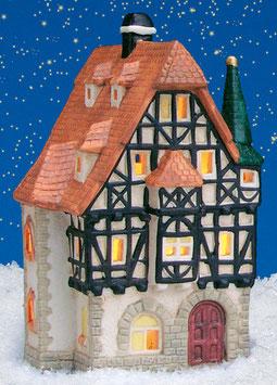 Porzellan Lichthaus Apotheke Rothenburg