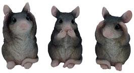 Maus die drei Weisheiten