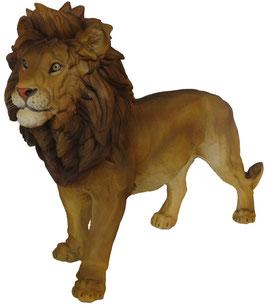 Löwe stehend