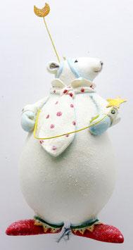 Patience Brewster - Eisbär